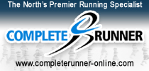 Home page sponsored by Complete Runner